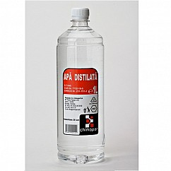 Apa Distilata 1l pet